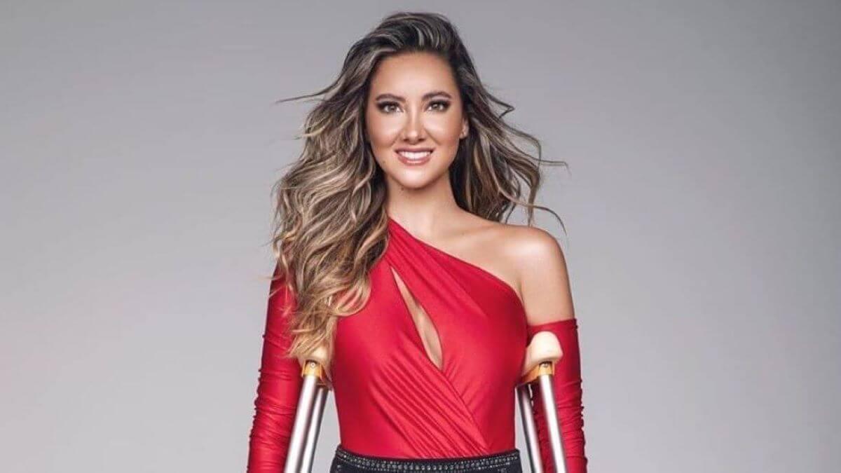 Daniella Alvarez amputee model