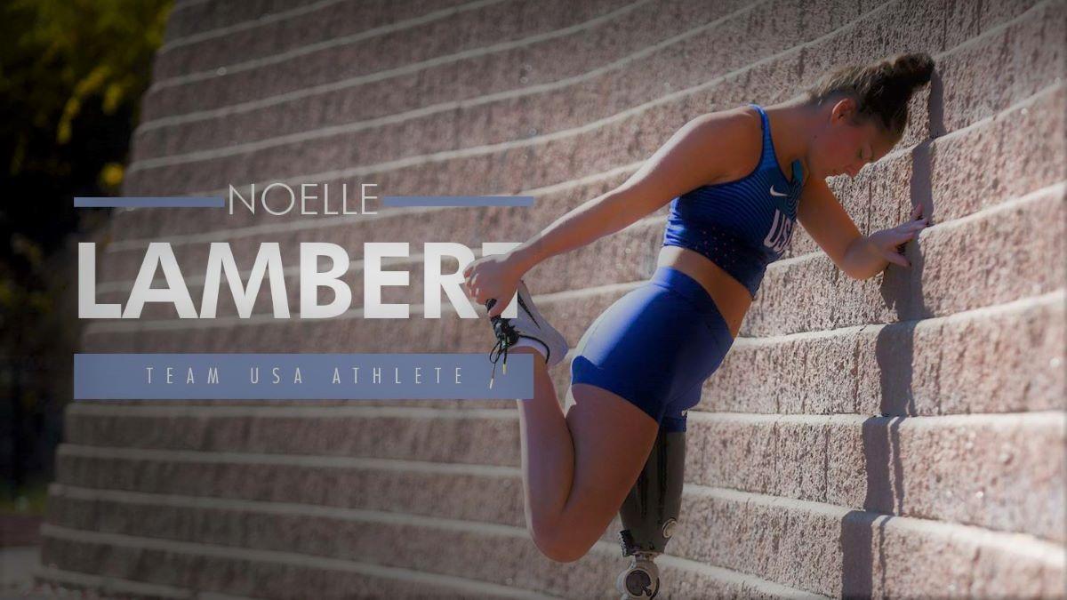 Noelle Lambert-TEAM USA ATHLETE