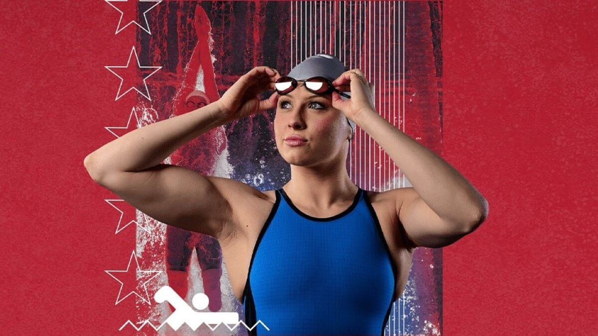 Paralympic gold medalist Jessica Long