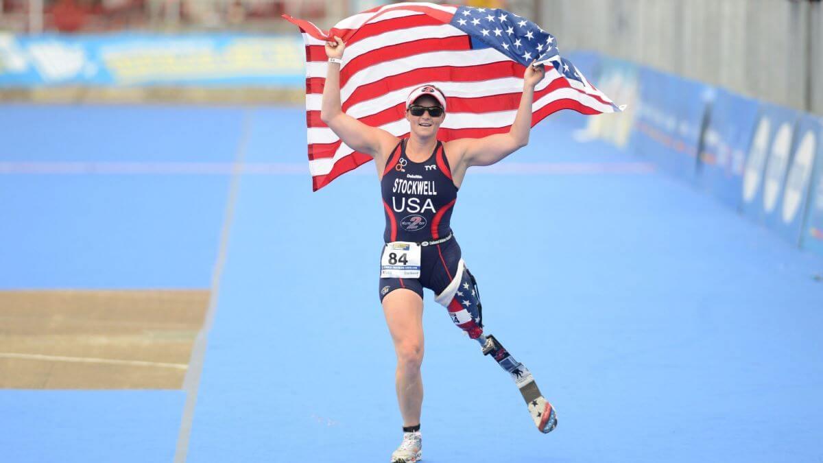 Melissa Stockwell – War Veteran, Professional Paratriathlete