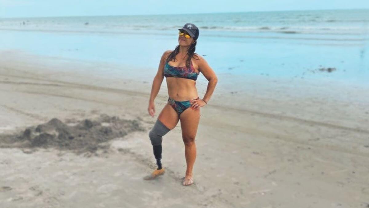 Natalie Bieule - Paralympian